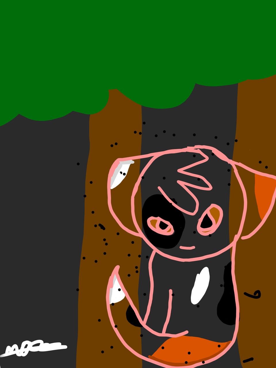 mapleshade Illust of Maple medibangpaint