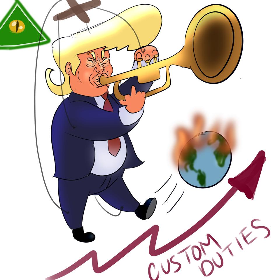 Donald Fucking Trump (Donald trumpetas xD