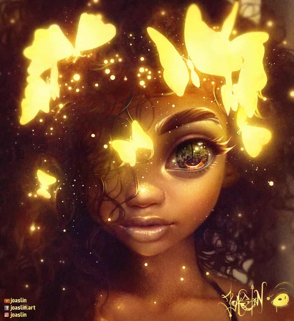 Butterflies (Gold)✨🦋✨/JoAsLiN
