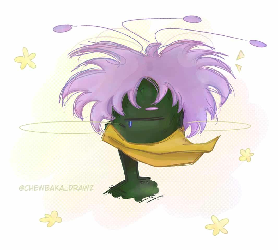 MORE👏WEIRD👏LOOKING👏DISNEY👏DUCKS👏BOIIIIIII Illust of @chewbaka_drawz Disney color 2020 darkwingduck duck random ducktales bro
