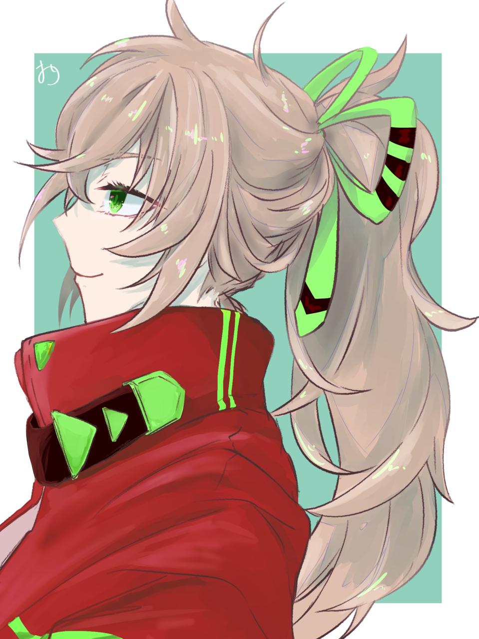 Illust of おり January2021_Contest:OC original oc