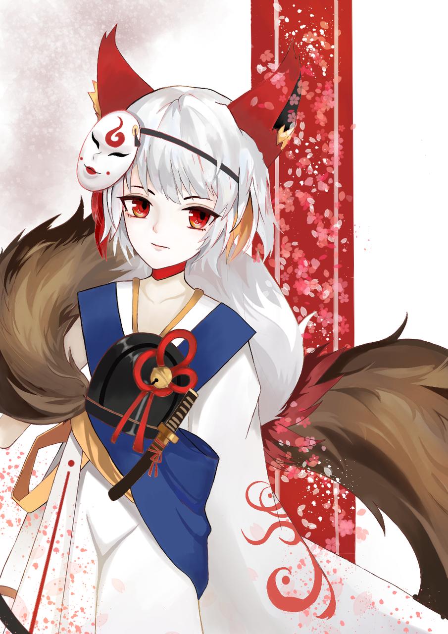 Illust of Arashi medibangpaint