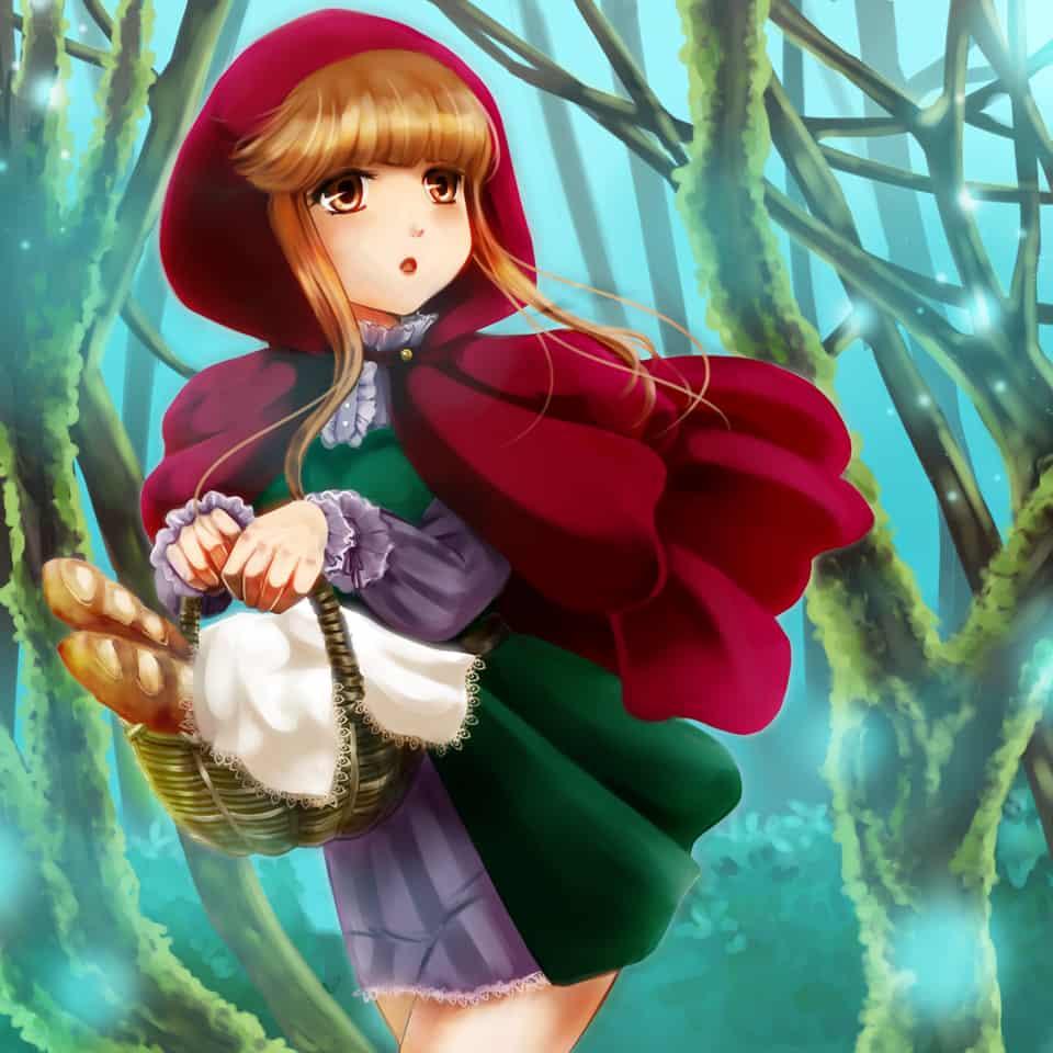 赤ずきんちゃん Little Red Hood