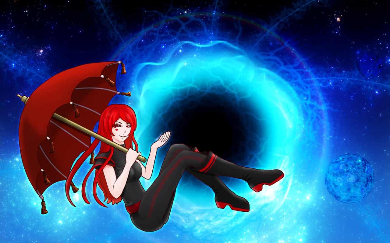 歡迎來到黑洞 Illust of Kei 3rdMCPOillustration space 黑洞