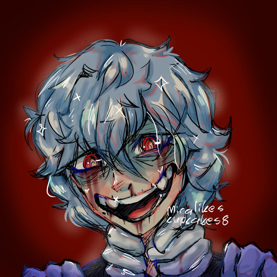 Shigaraki Tomura  Illust of ☆miralikescupcakes8☆ anime Miralikescupcakes8 fanart shigaraki MyHeroAcademia medibangpaint blue thisartshouldlvlup 👌 boy