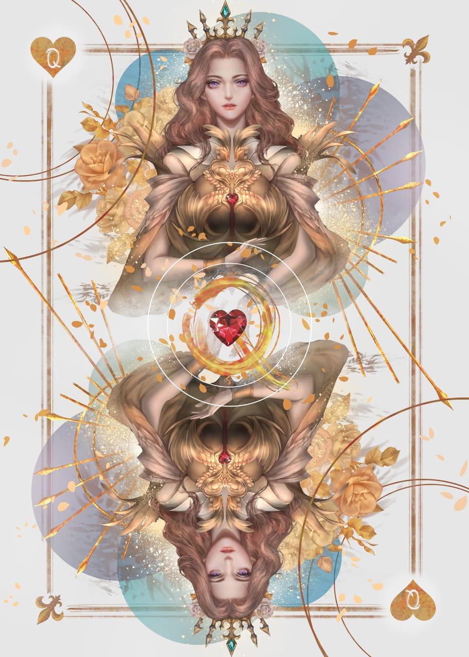 WORKS Illust of Eden Chang