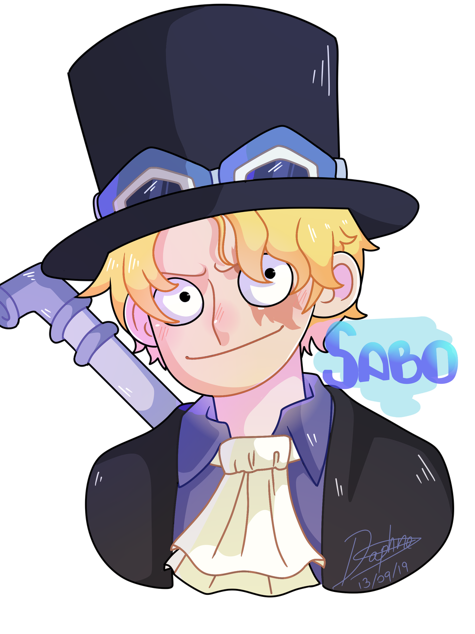 Sabo _One Piece 💕💕