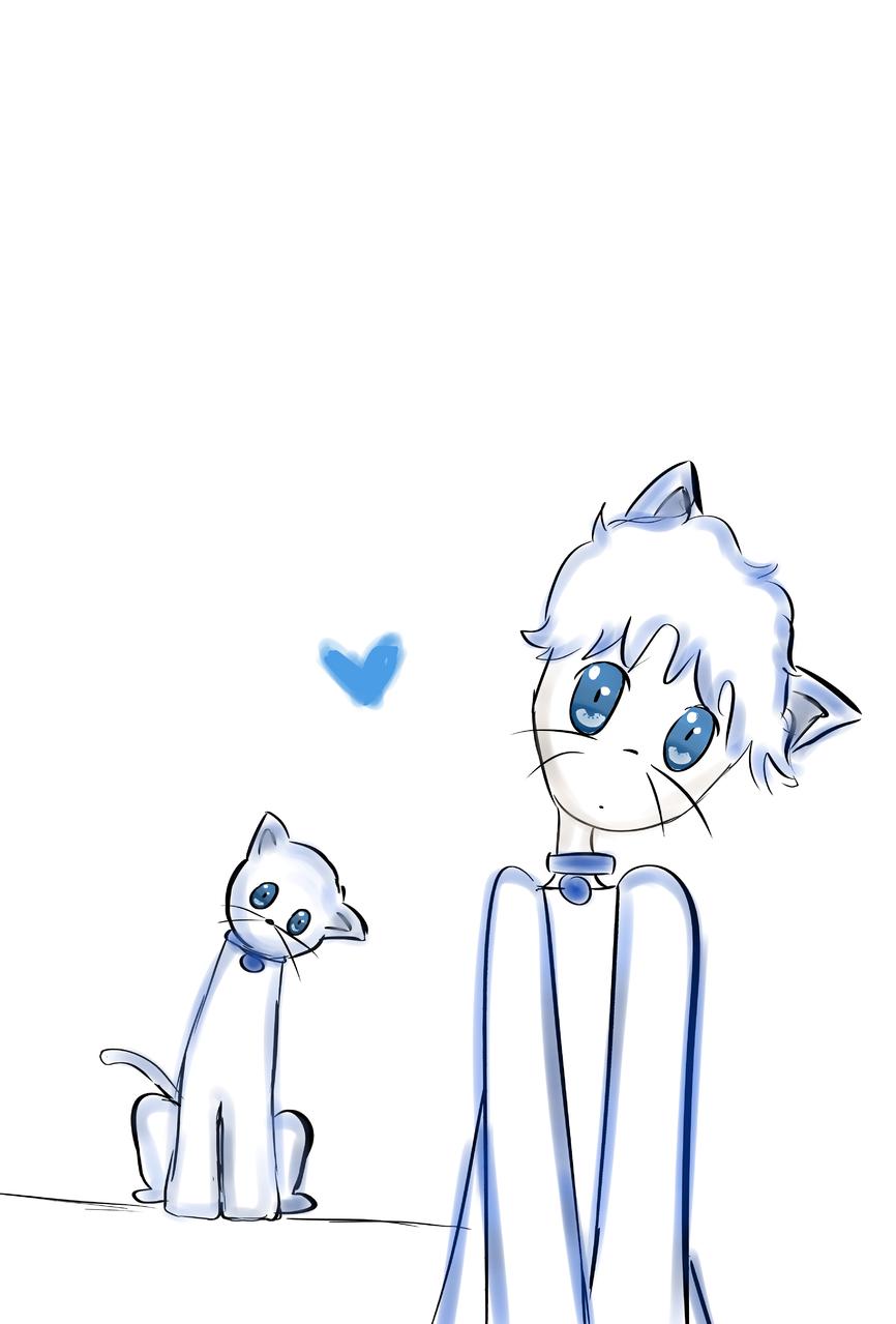 Illust of Mica gatito cute >:3 <3