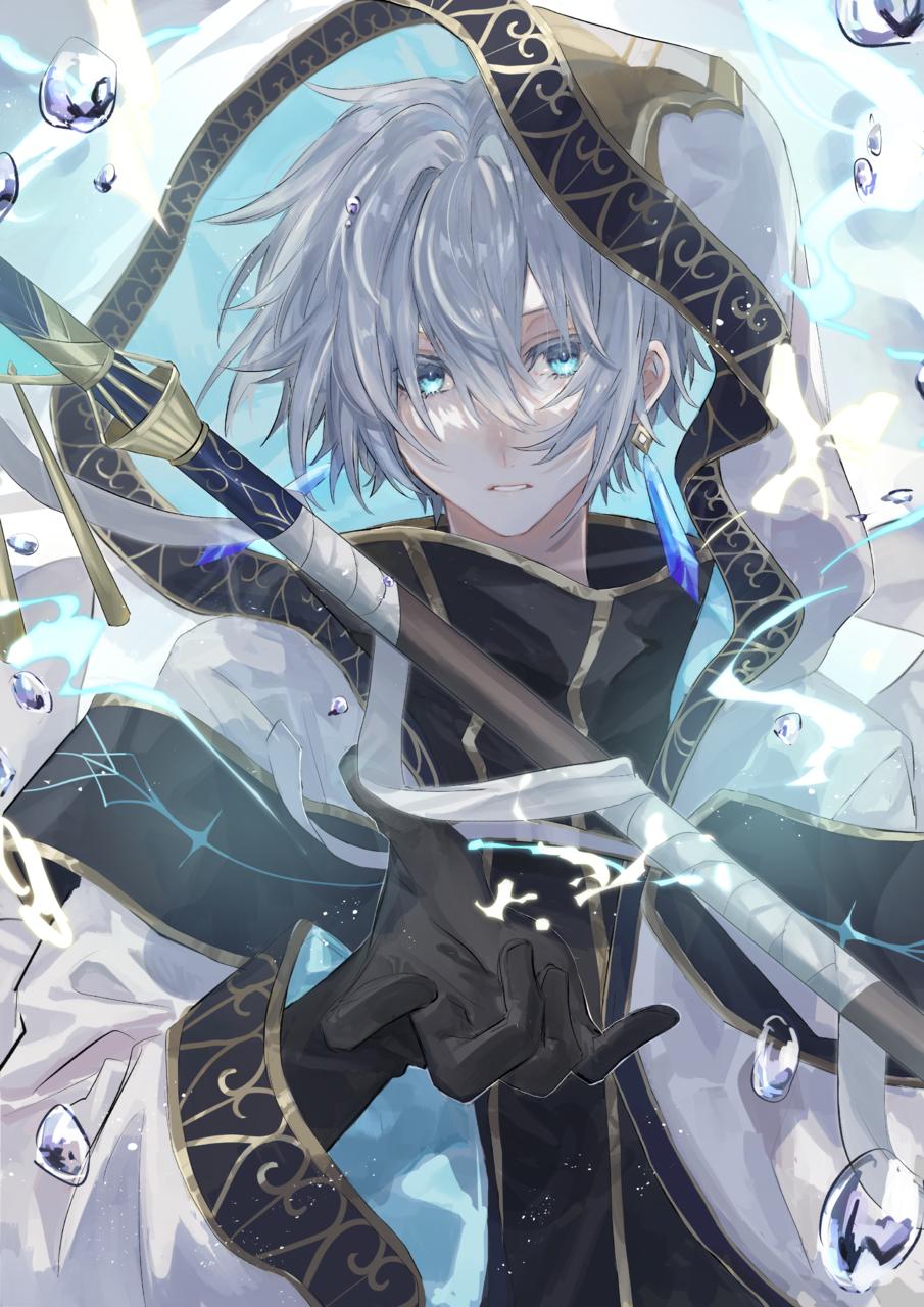 歩む者 Illust of 白檻エル oc original boy