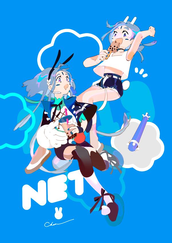 奈兔♥ Illust of 啊辰 original 奈兔