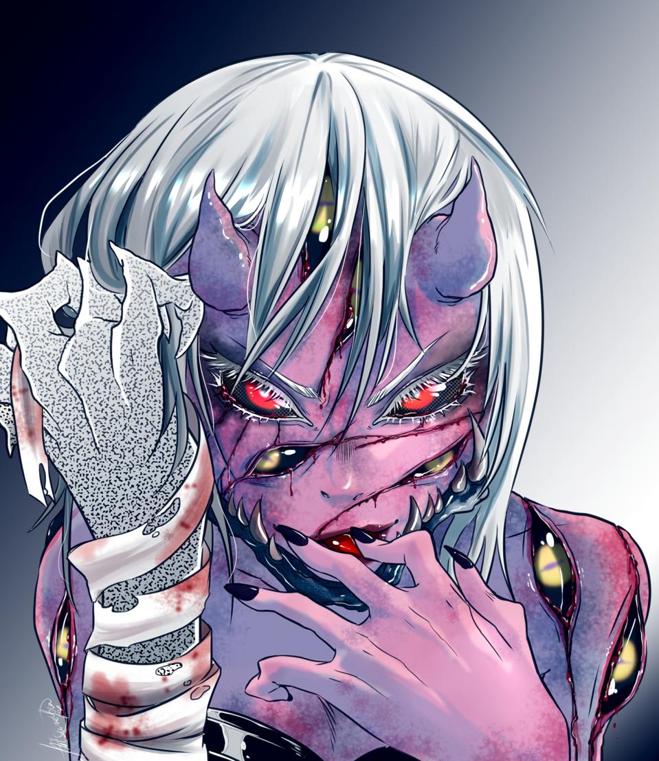 Leona - demon style