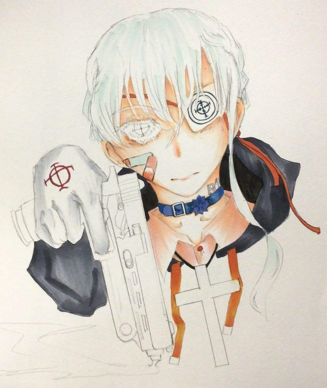 未完成 Illust of 御神酒蜜柑by Whereabouts Art Director Gun