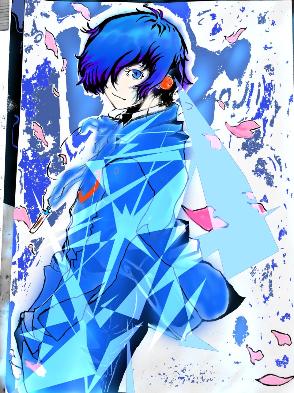 ペルソナ3 イラストアレンジ 暖haru Illustrations Art Street By
