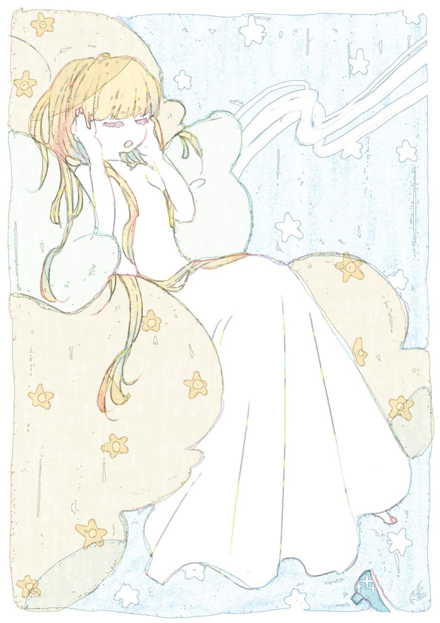 ラララ Illust of 氏← girl