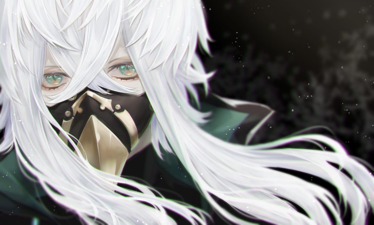 アスクレピオス Illust of 奥ノなる Fate/GrandOrder アスクレピオス(Fate)