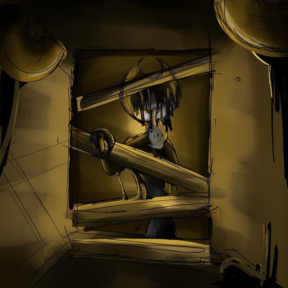 fanart (Bendy and the ink machine ) Illust of ~Ñaiomi~ medibangpaint