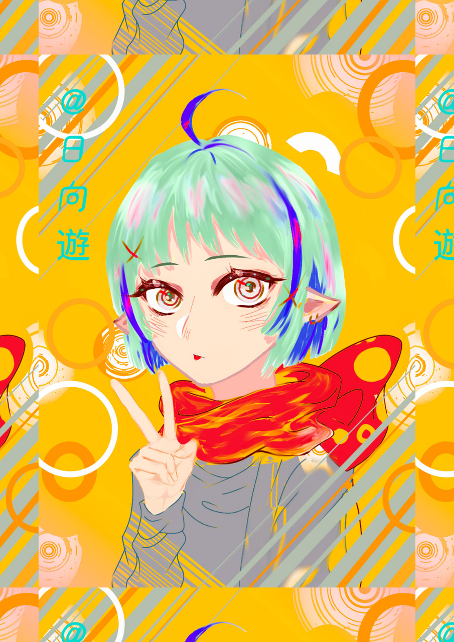 Illust of 日向遊 medibangpaint
