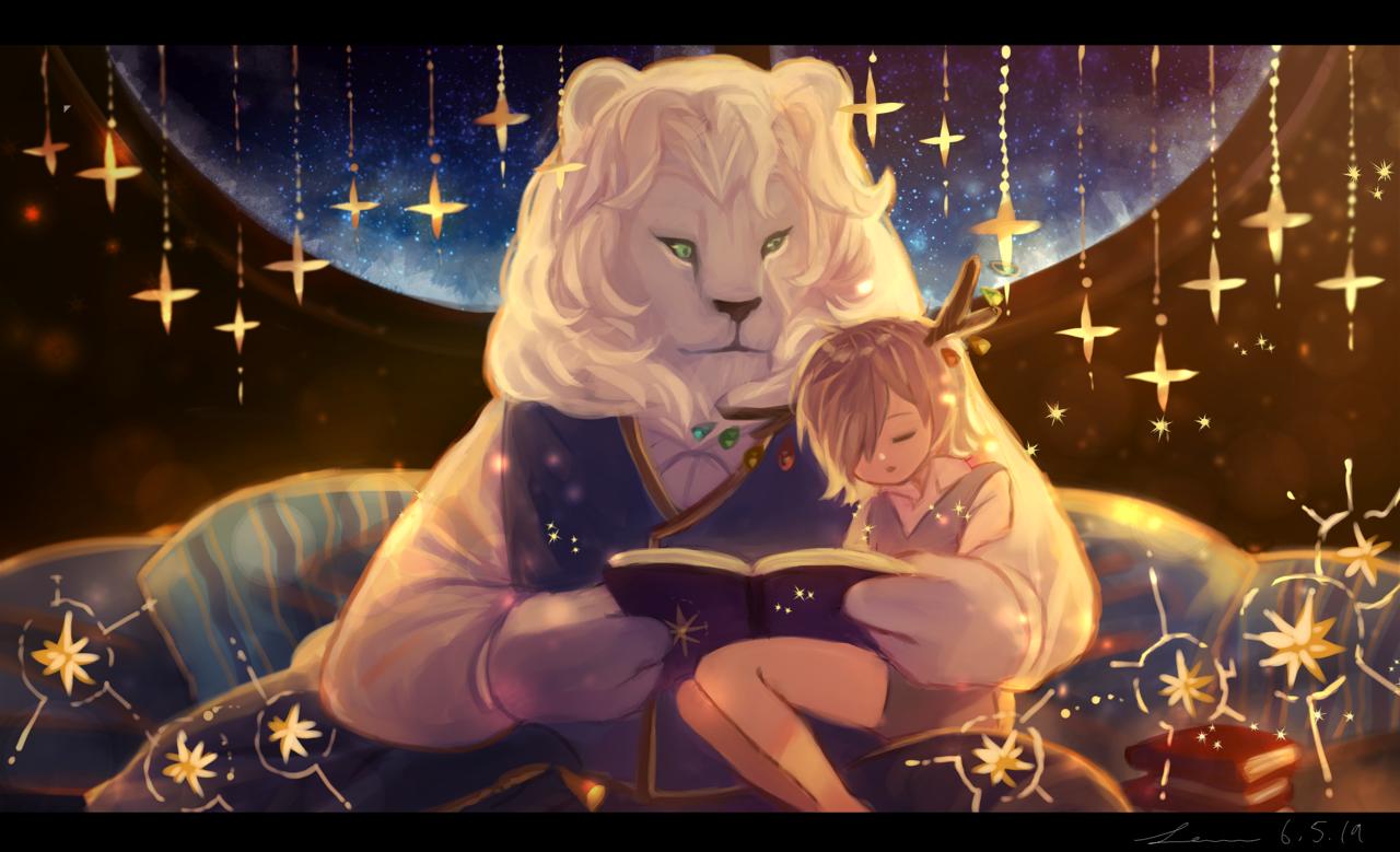 「おやすみ、我が子よ」