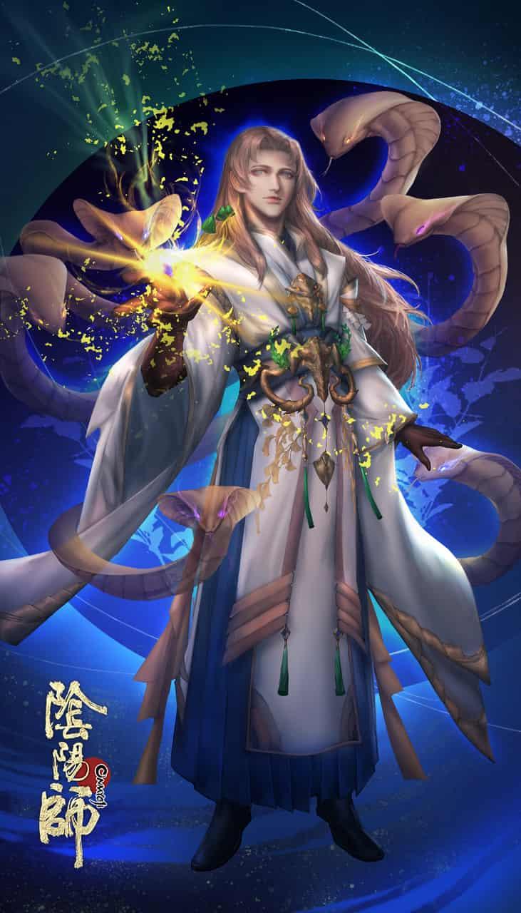 onmyoji fan art Illust of Eden Chang onmyojifanart fanart Onmyouji