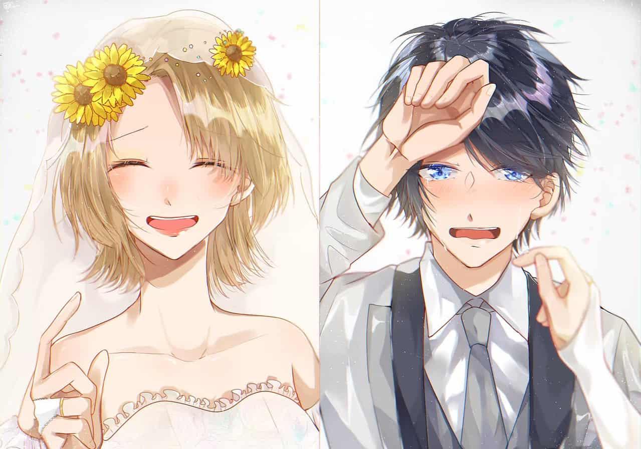 今日という日は…!! Illust of 都良 boy girl original