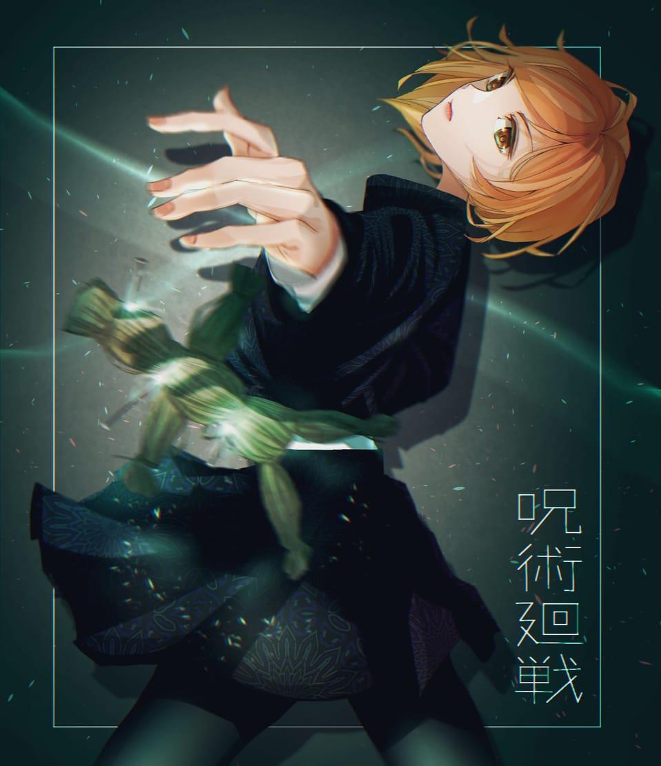 一閃 Illust of ECHO JujutsuKaisenFanartContest JujutsuKaisen Nobara_Kugisaki