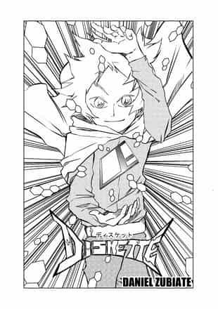 DISKETTE -ディスケット- - TOPIOKA -トピオカ-|Comics - MediBang