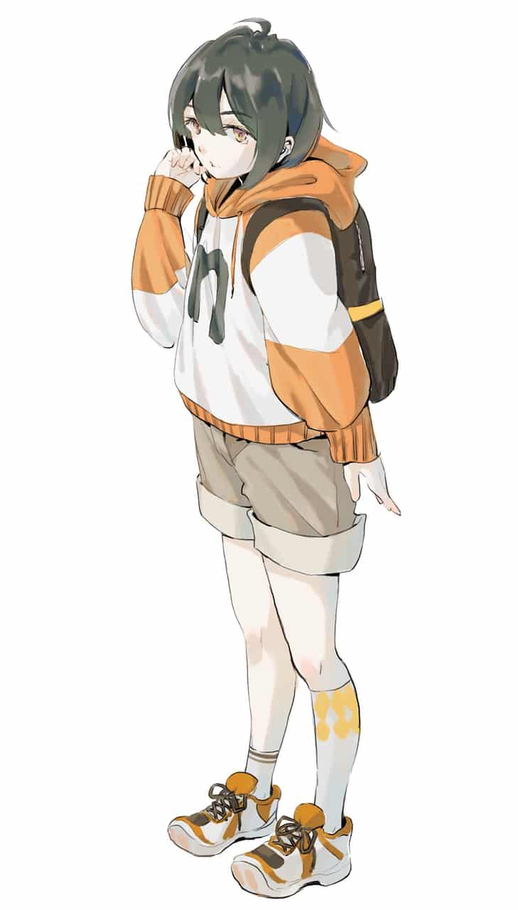 🔷🔶 Illust of 陳田こころ Post_Multiple_Images_Contest doodle girl boy illustration oc