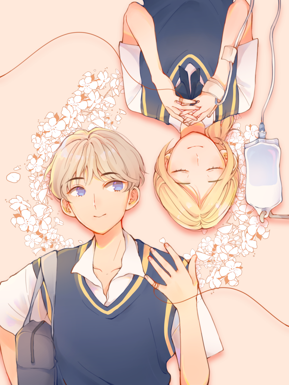 """もしもキミが。2/ 凛 ( """"If You Were To..."""" 2/ Rin )"""
