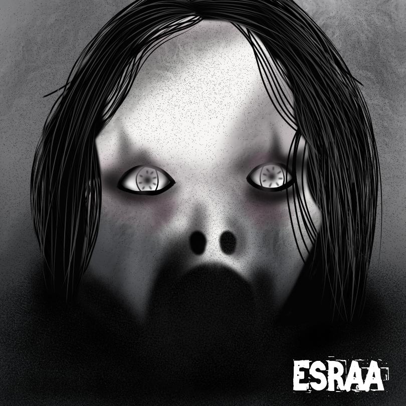 Real horror Illust of 이스라 horror August2020_Contest:Horror medibangpaint