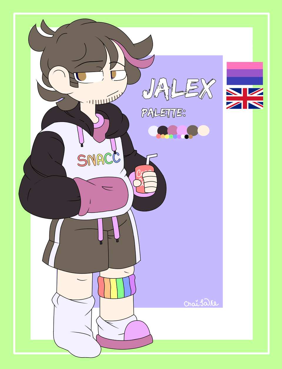 New O.C.: Jalex (read desc.)