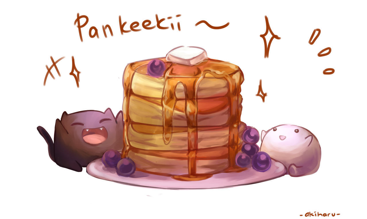meng tahu penkeek Illust of AkiHaru October2020_Contest:Food medibangpaint