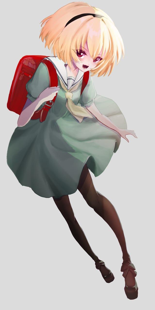 沙都子ちゃんまとめ Illust of Geronika 北条沙都子 illustration WhenTheyCry