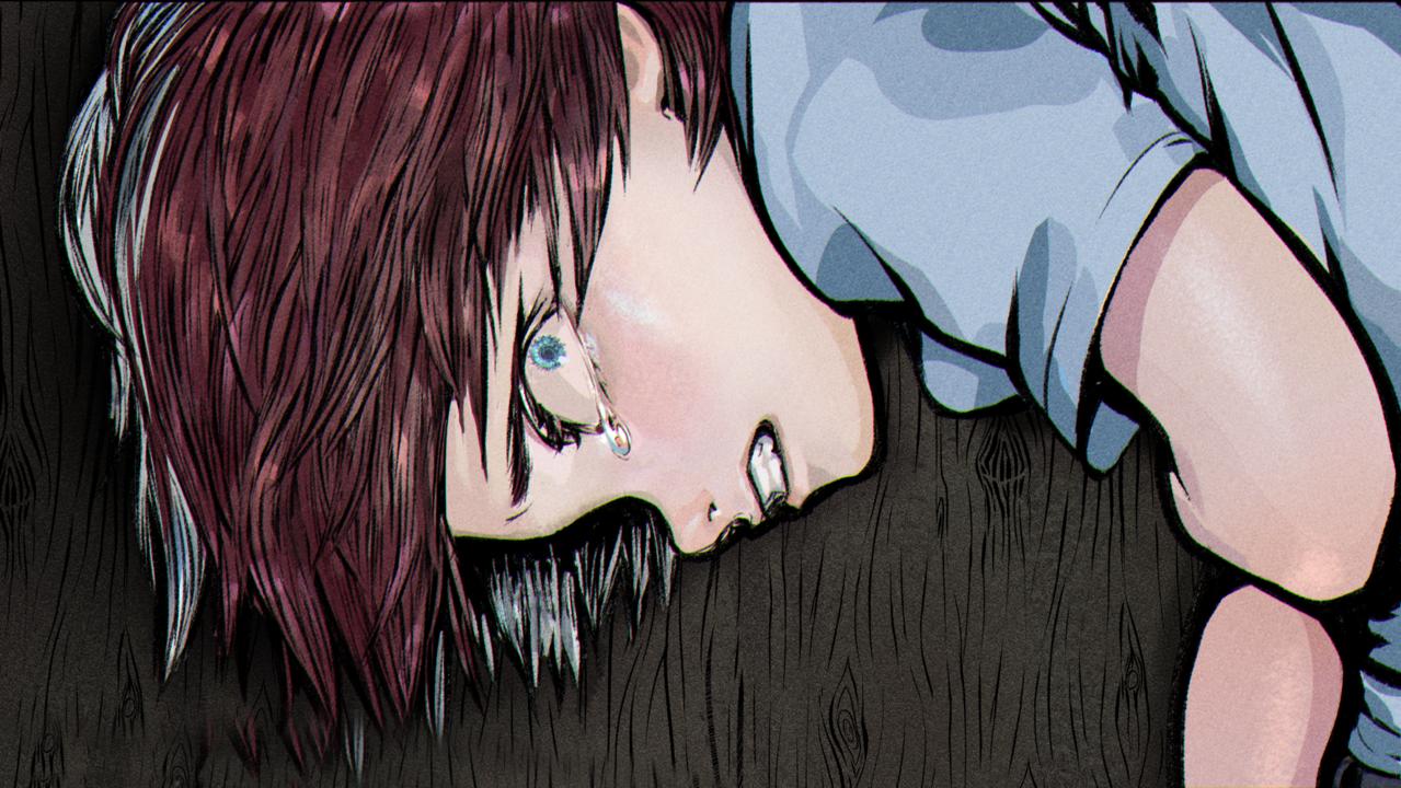 Todoroki's Tears Illust of heresyourlight Shoto_Todoroki MyHeroAcademia fan handsome hair
