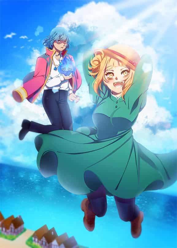 Hero Academia x Studio Ghibli
