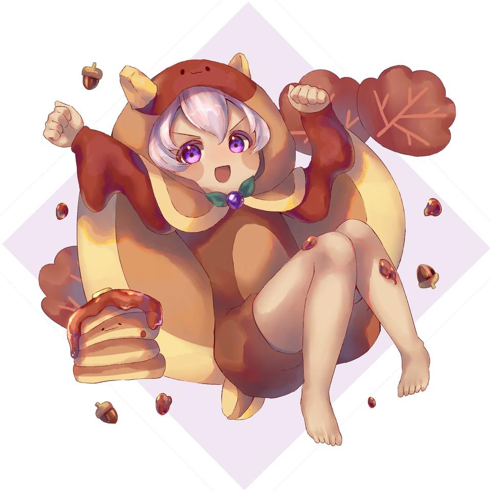 鬆餅寶寶! Illust of 雪喵 Cookie_Run