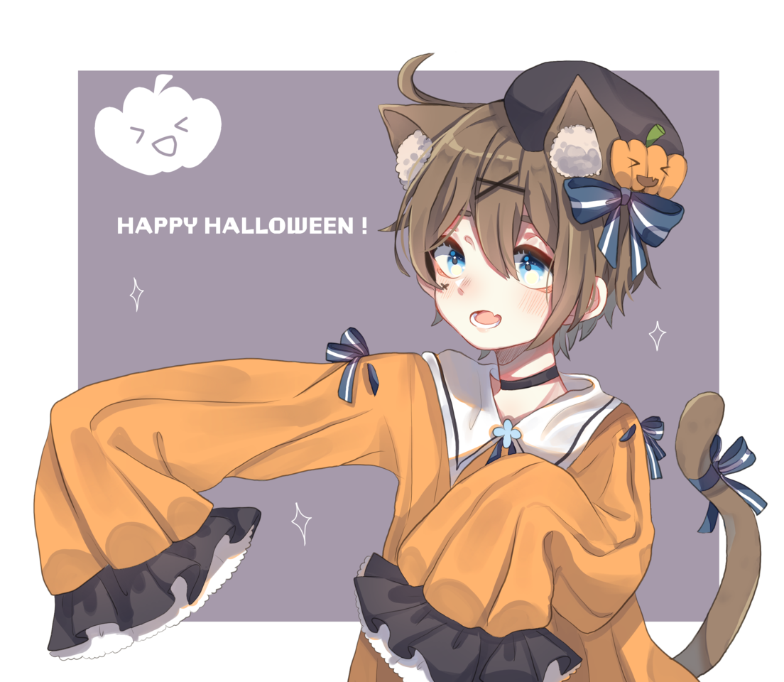 HAPPY HALLOWEEN Illust of もち 墨琴 Oct.2019Contest medibangpaint