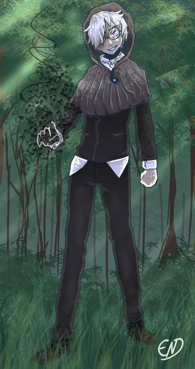 Illust of DremEND (Dragon mode) Ying boy oc