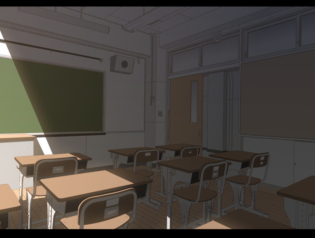 Illust of Bee 48 Background_Image_Contest BackgroundImageContest_Coloring_Division digital Classroom