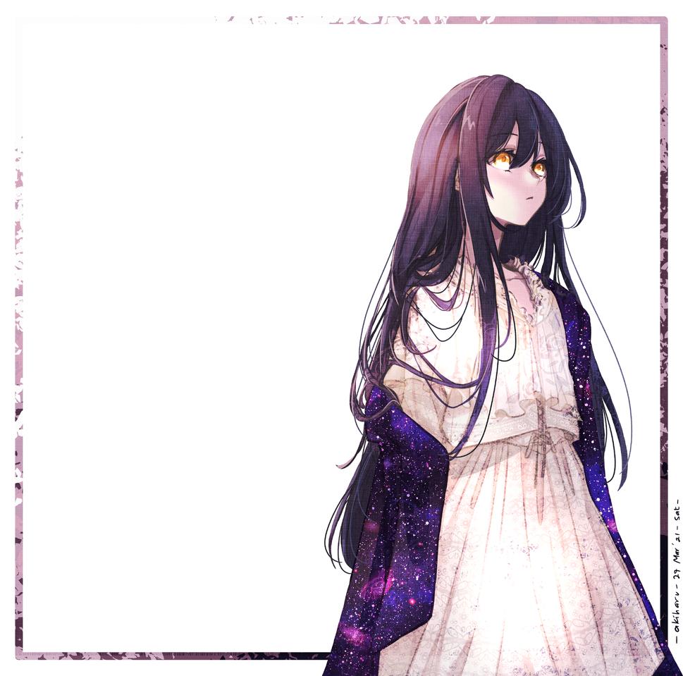 Illust of AkiHaru medibangpaint originalcharacters original girl blackhair loli illustration oc
