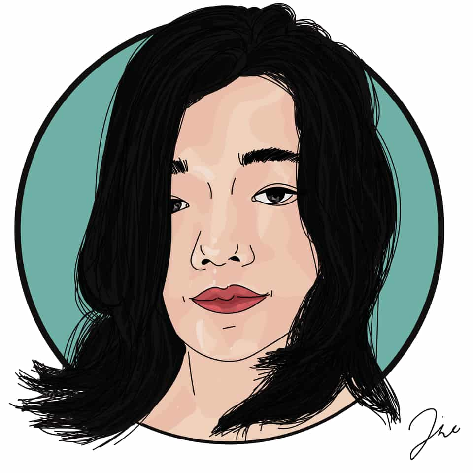 selfie Illust of Vehee selfpotrait illustration face