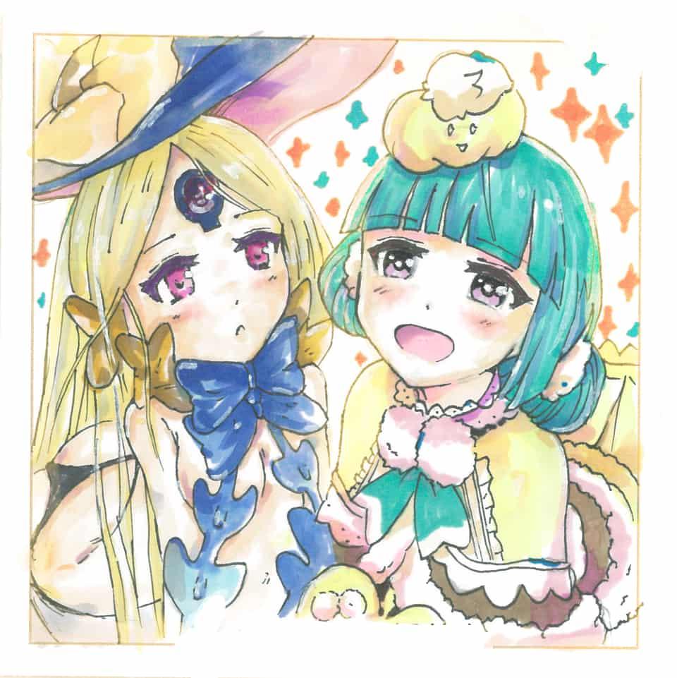 💟 Illust of 絶希 ARTstreet_Ranking handdrawn illustration バトルガールハイスクール Fate/GrandOrder