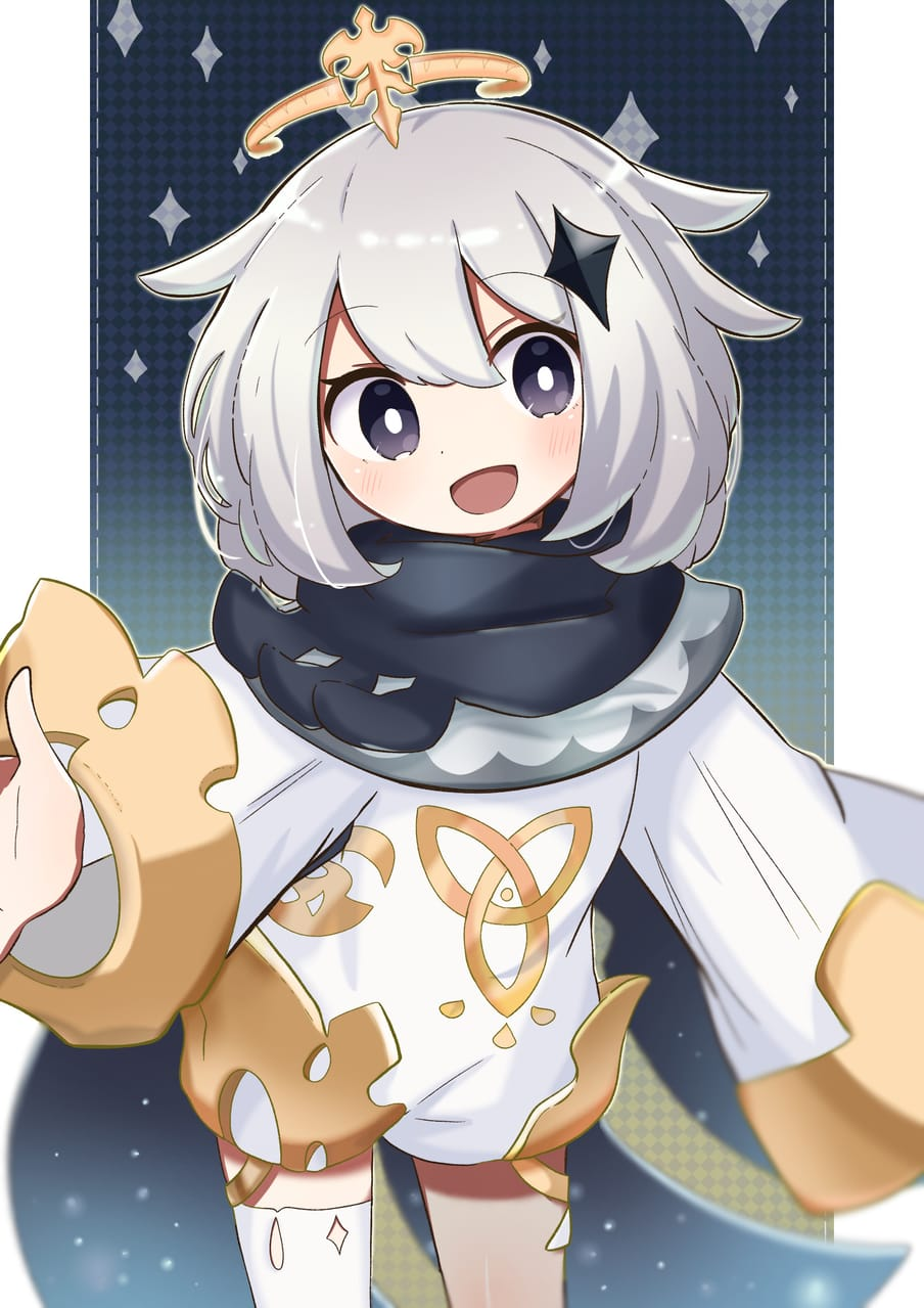パイモンちゃん Illust of なのはら GenshinImpact