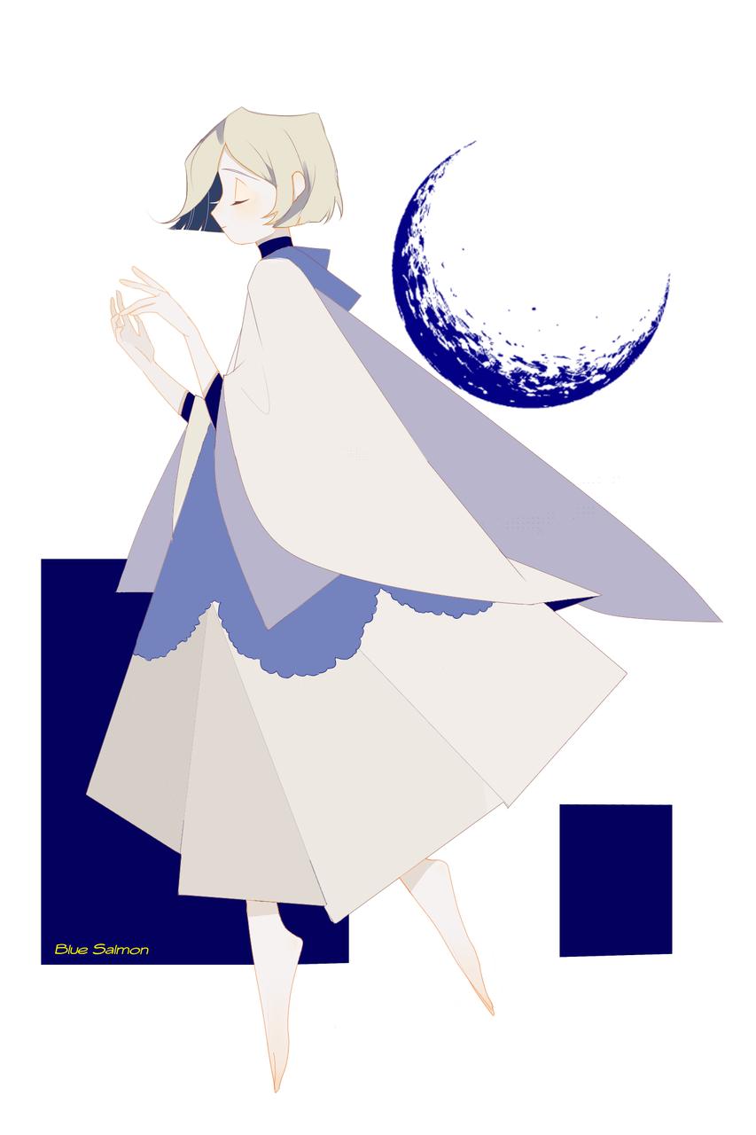 🎇 Illust of Blue salmon medibangpaint