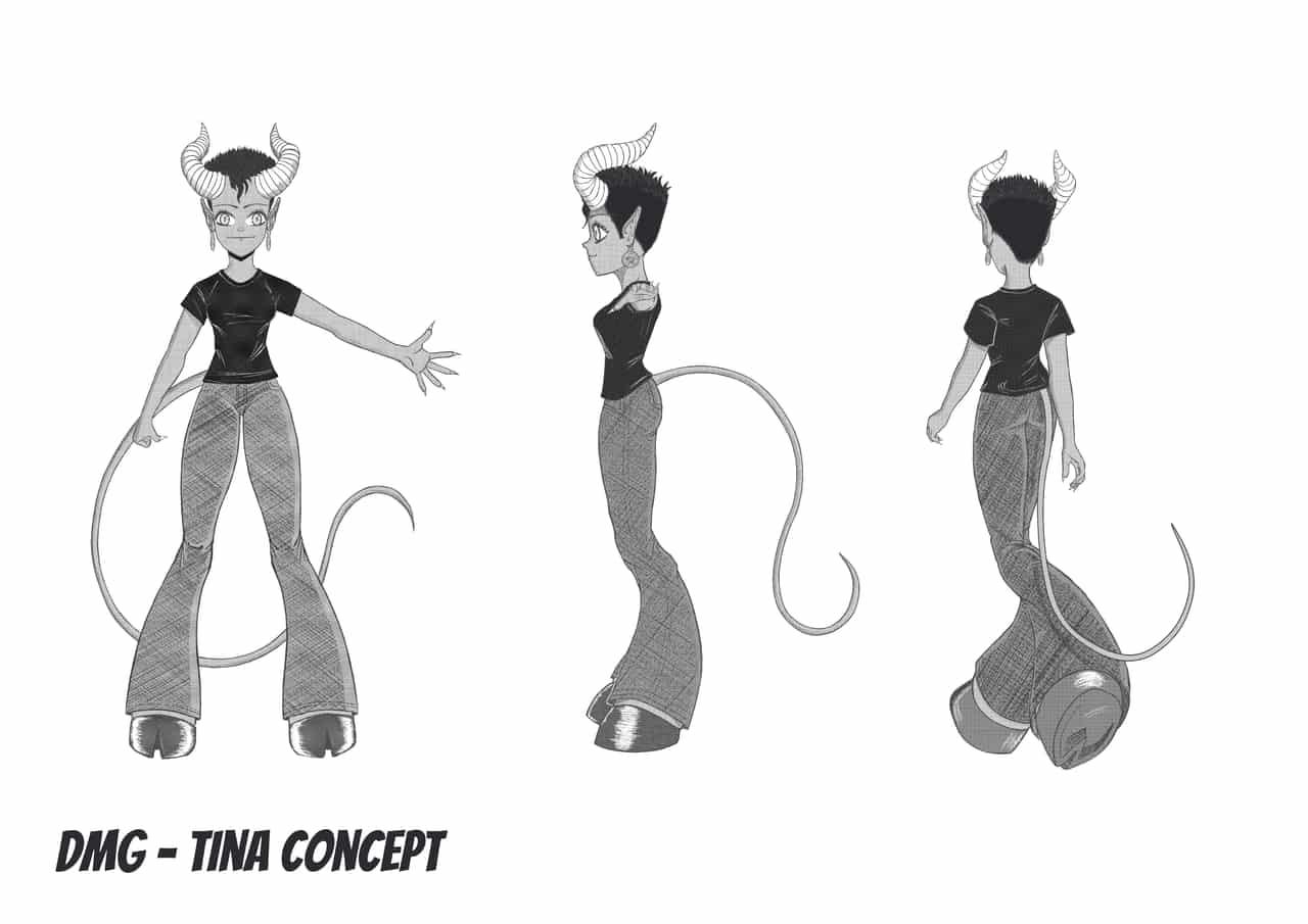 DMG - Tina Concept