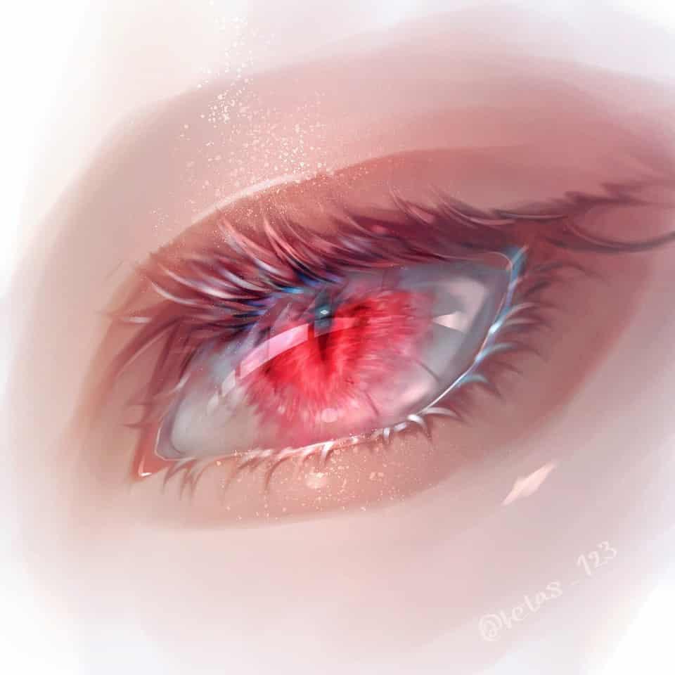 目 Illust of 白菜なな eyes