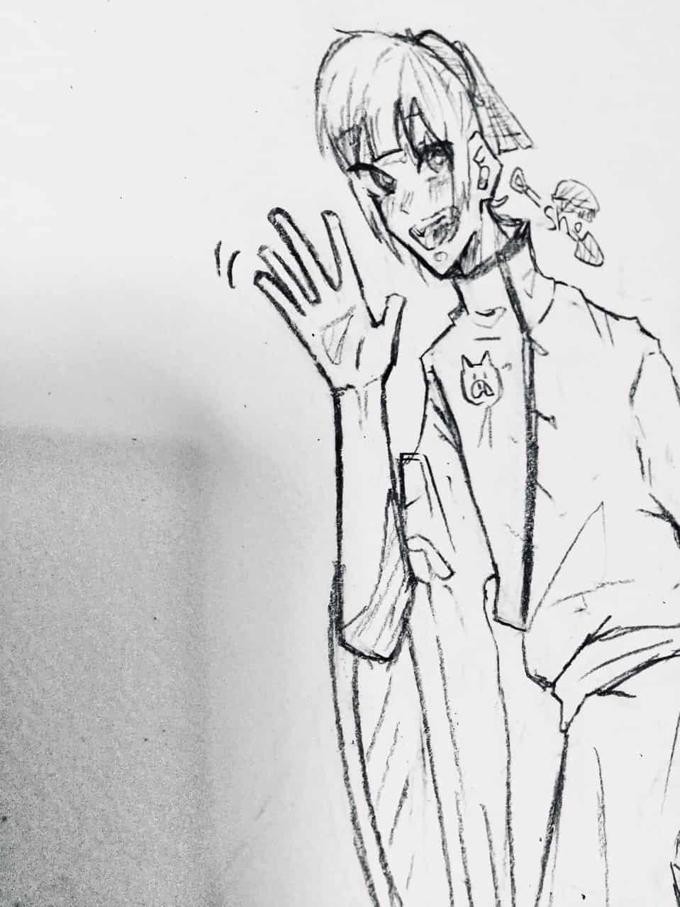 チャイナ服のshoちゃん Illust of 箱推し 低浮上中 チャイナ服っぽい シャオロン ○○の主役は我々だ!
