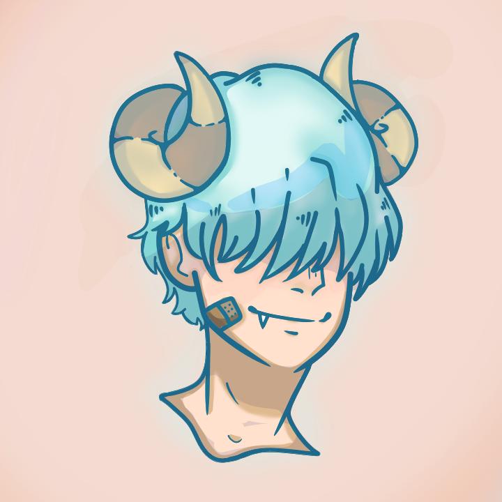 More paper because I'm biased  Illust of Paper medibangpaint oc cute Cyan
