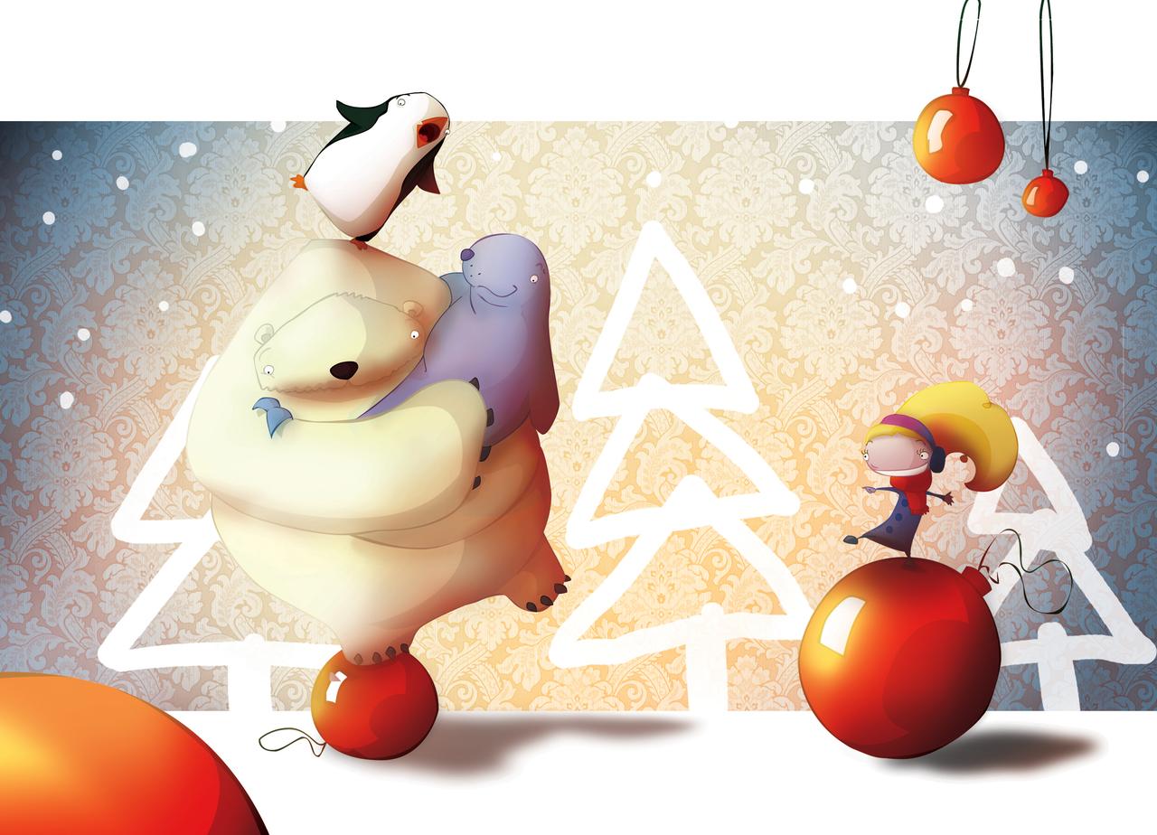 christmas Illust of Rr dec.2019Contest