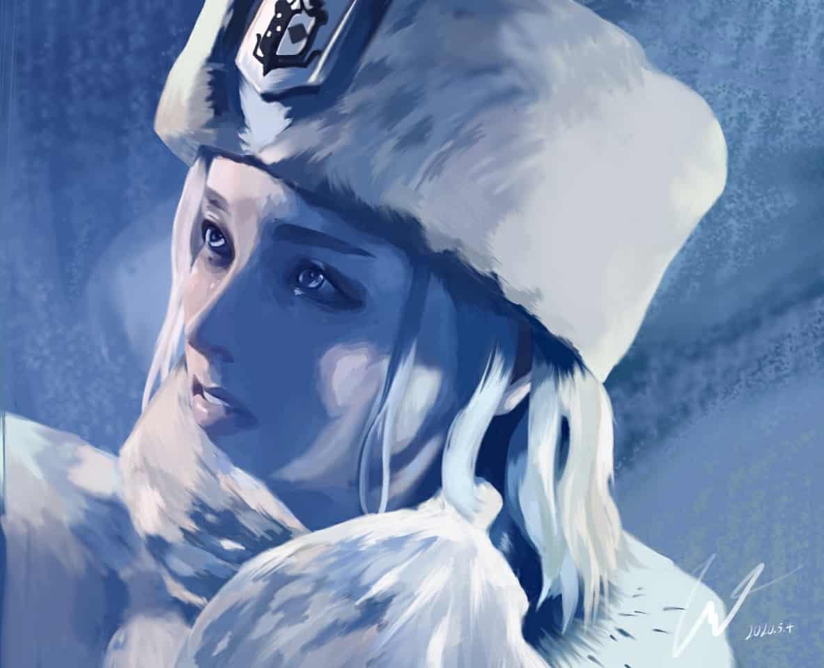 温度34℃ Illust of Tio君
