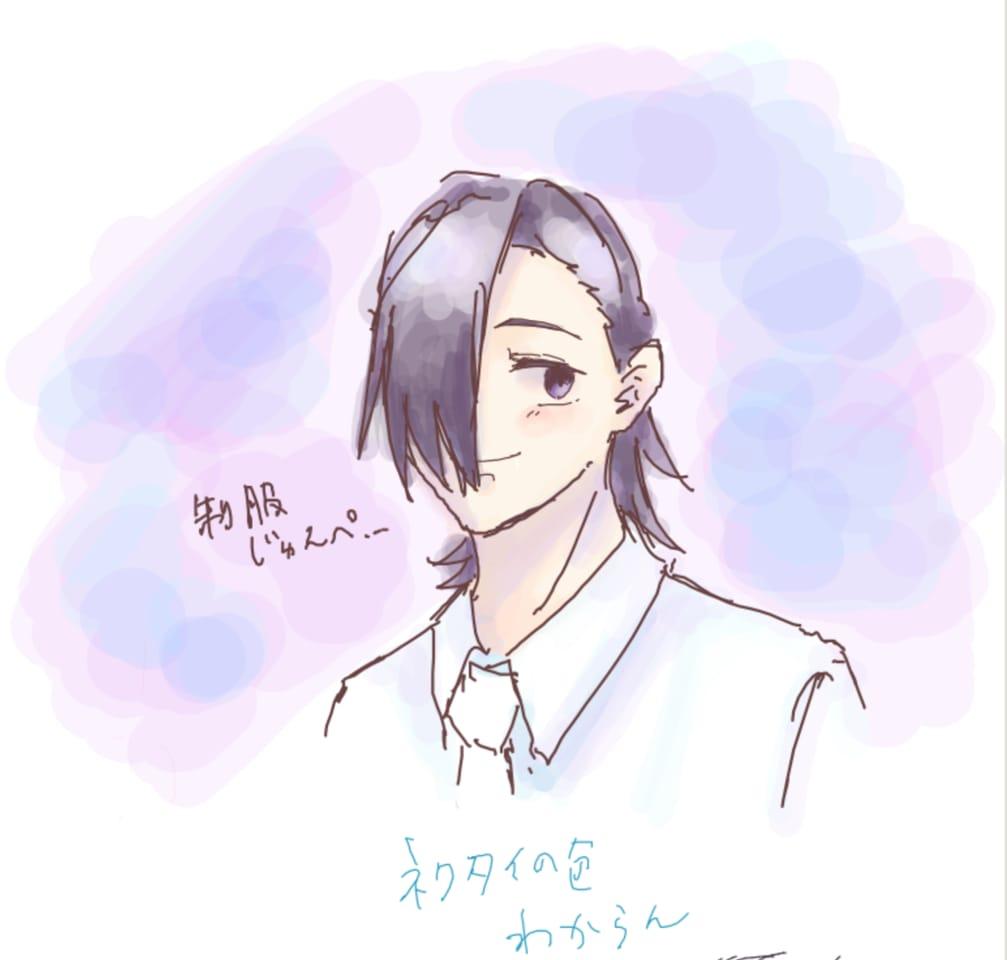 もはやw Illust of トラバント 順平 真人 吉野順平 JujutsuKaisen